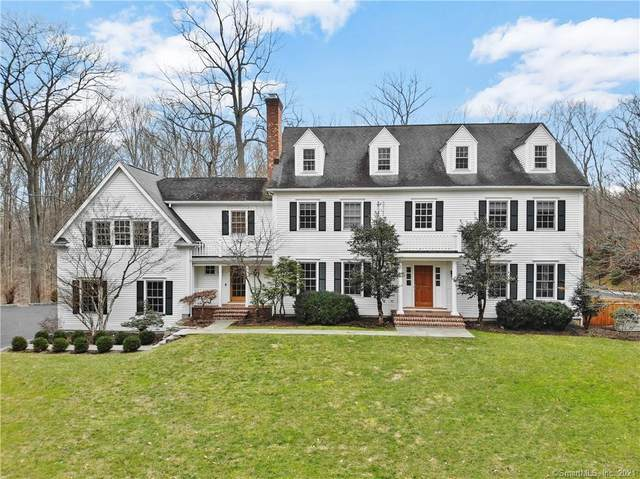 27 Church Lane, Weston, CT 06883 (MLS #170366823) :: Michael & Associates Premium Properties | MAPP TEAM