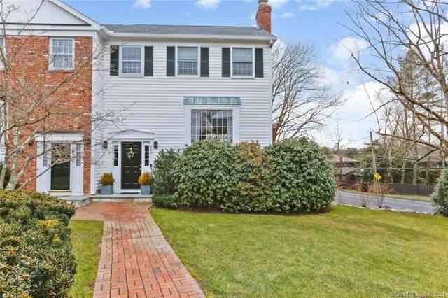 260 New Norwalk Road #260, New Canaan, CT 06840 (MLS #170366887) :: Tim Dent Real Estate Group