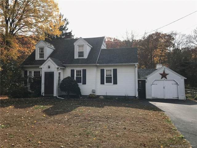 411 Oxford Road, Oxford, CT 06478 (MLS #170366912) :: Around Town Real Estate Team