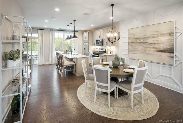 91 Brentwood Circle #51, Danbury, CT 06810 (MLS #170366939) :: Around Town Real Estate Team