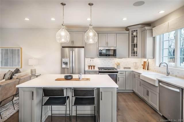 89 Brentwood Circle #52, Danbury, CT 06810 (MLS #170366943) :: Around Town Real Estate Team