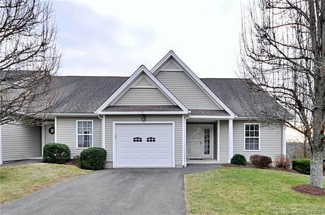 91 Haley Lane #91, Newtown, CT 06482 (MLS #170366976) :: Carbutti & Co Realtors