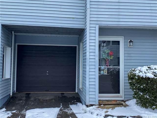 1 Beaver Brook Road #55, Danbury, CT 06810 (MLS #170366994) :: Tim Dent Real Estate Group
