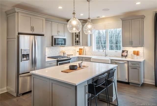 87 Brentwood Circle #53, Danbury, CT 06810 (MLS #170366997) :: Around Town Real Estate Team