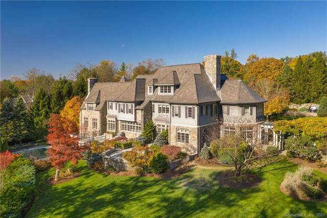 36 Hemlock Hill Road, New Canaan, CT 06840 (MLS #170367011) :: Michael & Associates Premium Properties | MAPP TEAM