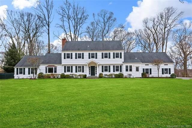 181 Woodridge Circle, New Canaan, CT 06840 (MLS #170367044) :: Forever Homes Real Estate, LLC