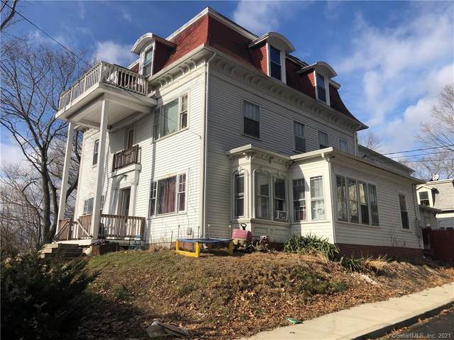 24 Wilkinson Street, Putnam, CT 06260 (MLS #170367060) :: Tim Dent Real Estate Group
