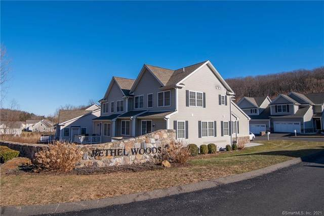 10 Forest Way #10, Bethel, CT 06801 (MLS #170367065) :: Around Town Real Estate Team