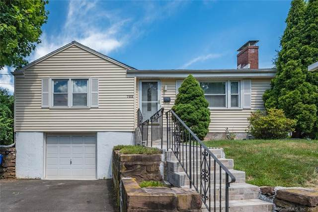 722 Trout Brook Drive, West Hartford, CT 06119 (MLS #170367075) :: Around Town Real Estate Team
