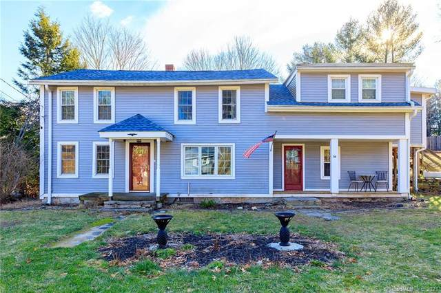 84 Dog Hill Road, Killingly, CT 06241 (MLS #170367079) :: Sunset Creek Realty