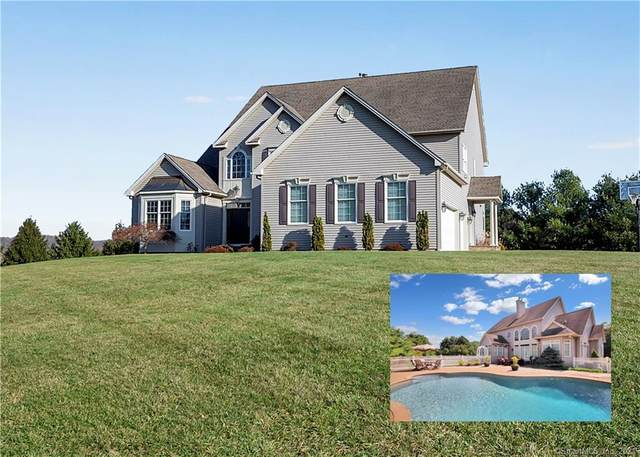 463 Hulls Hill Road, Southbury, CT 06488 (MLS #170367091) :: Mark Boyland Real Estate Team