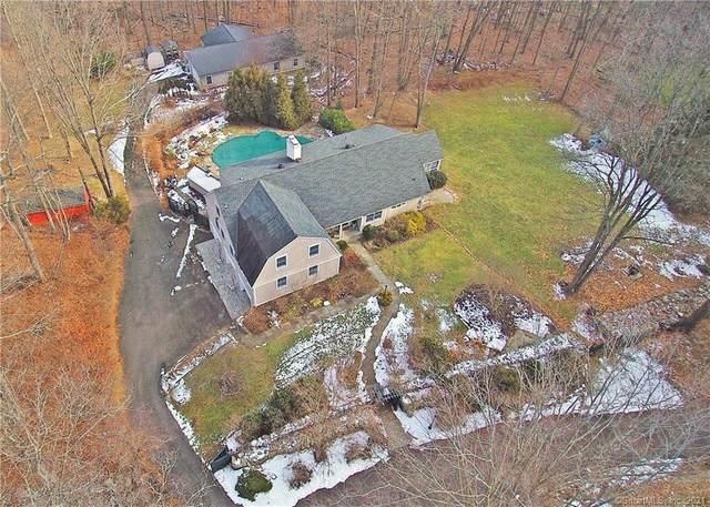 14 Nutmeg Ridge, Ridgefield, CT 06877 (MLS #170367100) :: Around Town Real Estate Team