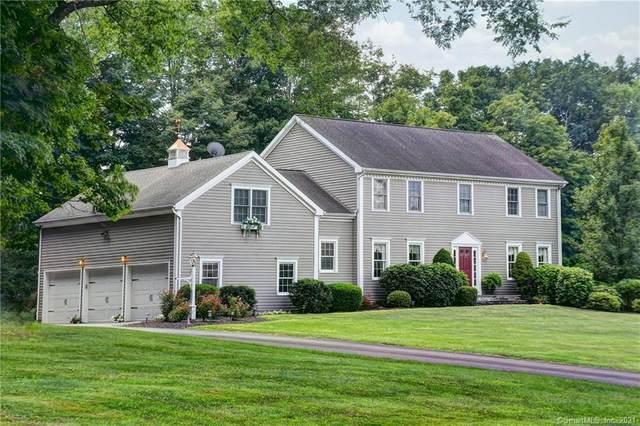 789 Ridgebury Road, Ridgefield, CT 06877 (MLS #170367101) :: Around Town Real Estate Team