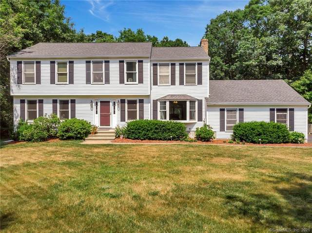 46 Silver Birch Lane, Clinton, CT 06413 (MLS #170367108) :: Next Level Group