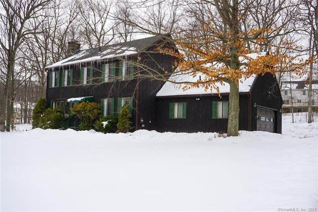 91 Harvest Woods Road, Middlefield, CT 06481 (MLS #170367138) :: Around Town Real Estate Team