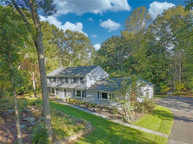 38 Copper Kettle Road, Trumbull, CT 06611 (MLS #170367152) :: Tim Dent Real Estate Group
