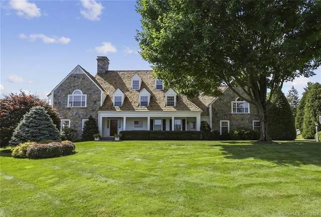 97 Keelers Ridge Road, Wilton, CT 06897 (MLS #170367176) :: Tim Dent Real Estate Group