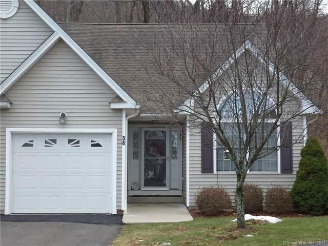 56 Forshaw Avenue #56, Plainville, CT 06062 (MLS #170367217) :: Forever Homes Real Estate, LLC