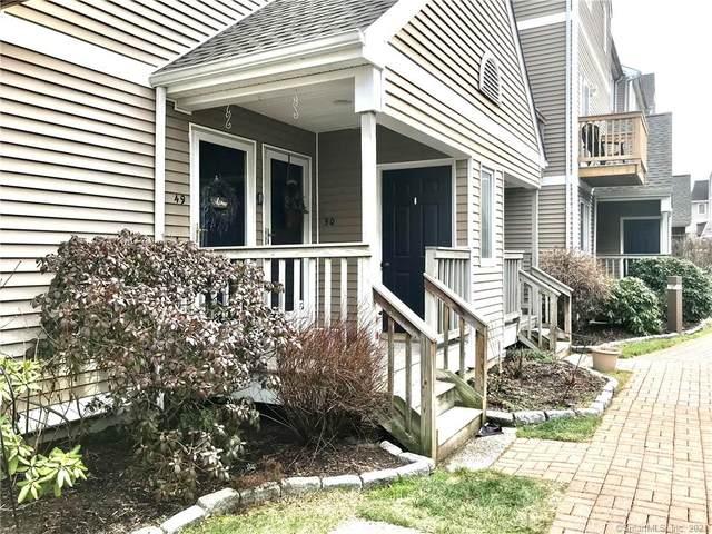 50 Glenrock #50, Norwalk, CT 06850 (MLS #170367220) :: Forever Homes Real Estate, LLC