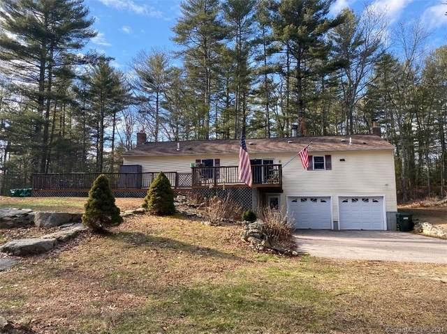 110 Sleepy Hollow Road, North Stonington, CT 06359 (MLS #170367255) :: Forever Homes Real Estate, LLC