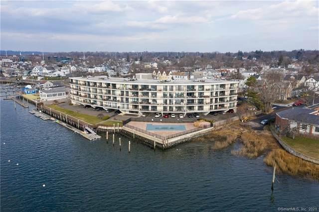 100 Seaview Avenue 4A, Norwalk, CT 06855 (MLS #170367292) :: Frank Schiavone with William Raveis Real Estate