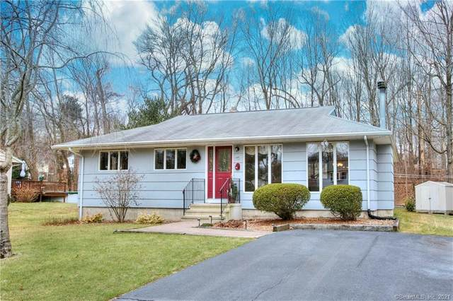 47 Chatfield Drive, Trumbull, CT 06611 (MLS #170367388) :: Around Town Real Estate Team