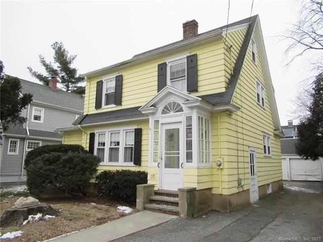 108 Pierce Avenue, Bridgeport, CT 06604 (MLS #170367404) :: Around Town Real Estate Team
