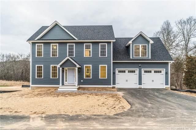 25 Quakertown Meadows, Ledyard, CT 06339 (MLS #170367465) :: GEN Next Real Estate