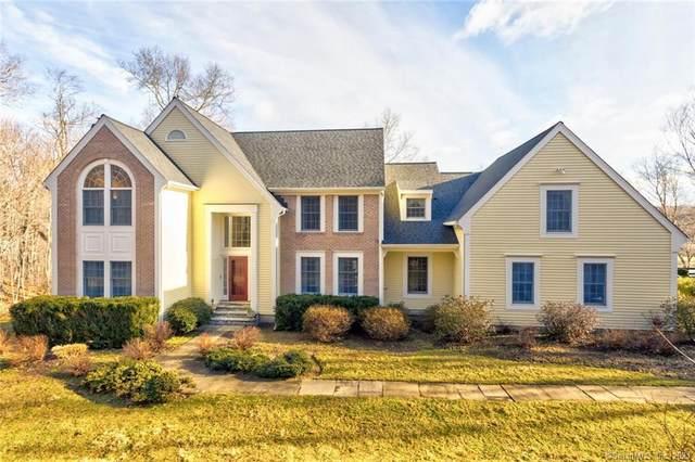 38 Rolling Hills Road, Ridgefield, CT 06877 (MLS #170367474) :: Around Town Real Estate Team