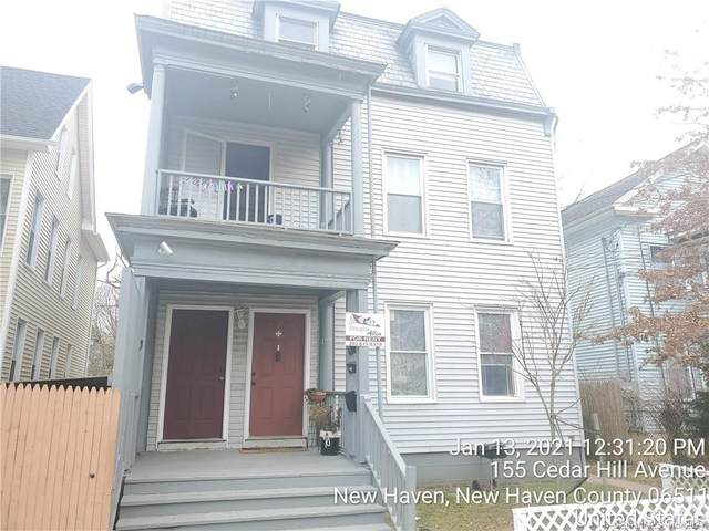 157 Cedar Hill Avenue, New Haven, CT 06511 (MLS #170367480) :: Forever Homes Real Estate, LLC