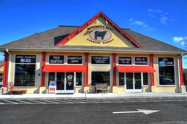 125 S Main Street, Newtown, CT 06470 (MLS #170367491) :: Around Town Real Estate Team