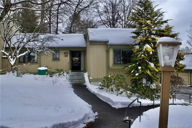 678 Heritage Village B, Southbury, CT 06488 (MLS #170367511) :: Tim Dent Real Estate Group