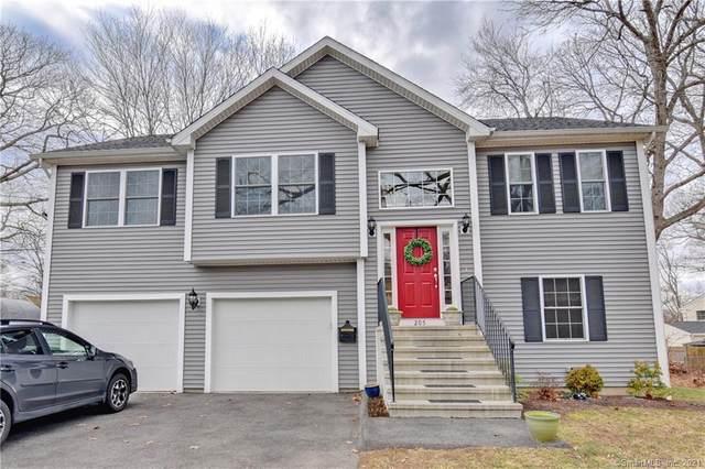205 Old Point Road, Milford, CT 06460 (MLS #170367564) :: Mark Boyland Real Estate Team
