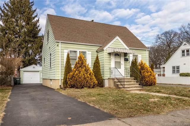 347 Alpine Street, Bridgeport, CT 06610 (MLS #170367584) :: Tim Dent Real Estate Group