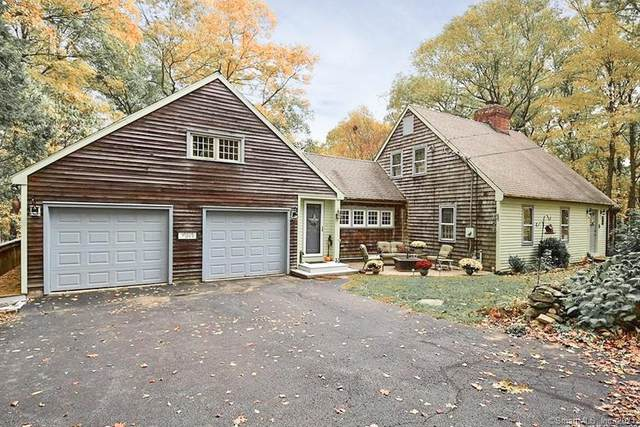 64 Birch Mountain Road Extension, Bolton, CT 06043 (MLS #170367607) :: Tim Dent Real Estate Group