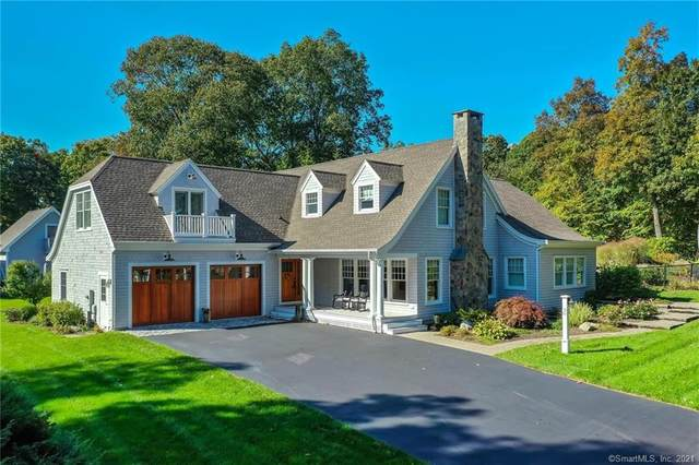 30 Ridgewood Road, East Lyme, CT 06357 (MLS #170367657) :: Frank Schiavone with William Raveis Real Estate