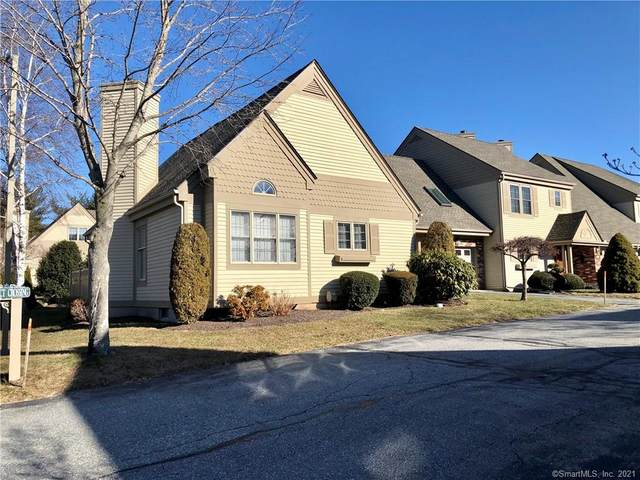 21 Benedict Crossing #21, Norwich, CT 06360 (MLS #170367669) :: Anytime Realty