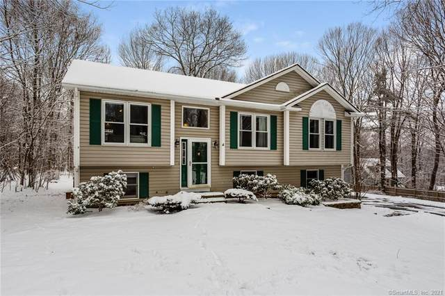 26 Scarboro Road, Hebron, CT 06248 (MLS #170367670) :: Tim Dent Real Estate Group