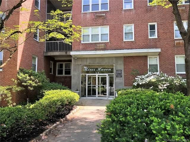 54 W North Street #115, Stamford, CT 06902 (MLS #170367690) :: Carbutti & Co Realtors