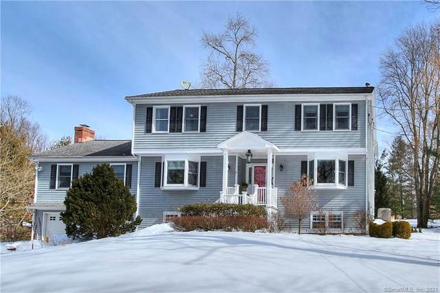 110 Aspen Lane, Trumbull, CT 06611 (MLS #170367703) :: Team Feola & Lanzante | Keller Williams Trumbull