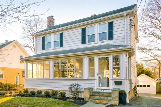 40 Saint George Avenue, Stamford, CT 06905 (MLS #170367718) :: Forever Homes Real Estate, LLC