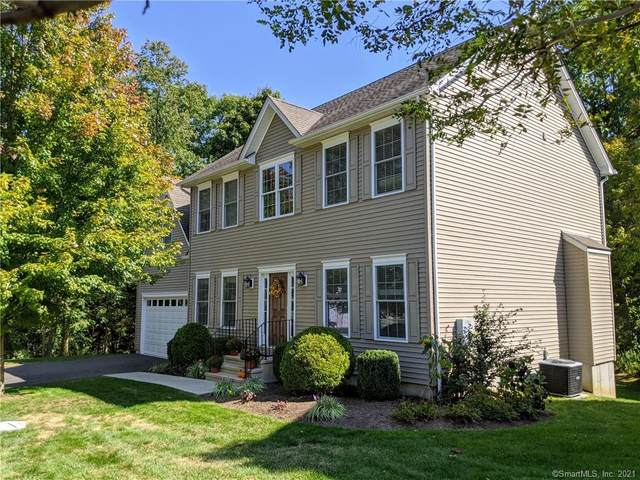 6 Blackstone Court #6, Danbury, CT 06811 (MLS #170367765) :: Forever Homes Real Estate, LLC
