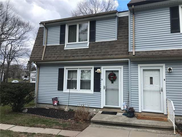 161 Cosey Beach Road #5, East Haven, CT 06512 (MLS #170367776) :: Carbutti & Co Realtors