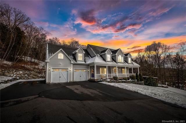 93 Oakwood Drive, Harwinton, CT 06791 (MLS #170367807) :: Around Town Real Estate Team