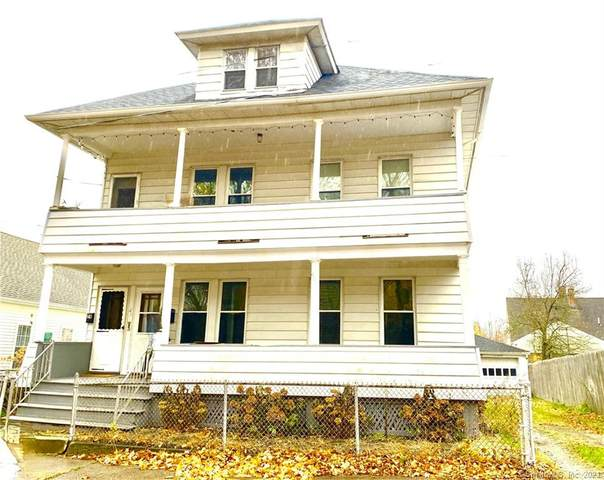 22 Middle Street, Ansonia, CT 06401 (MLS #170367818) :: Around Town Real Estate Team