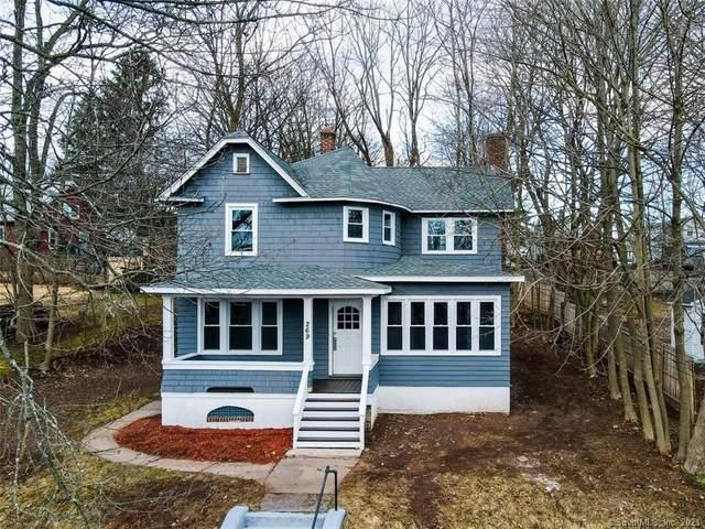 269 Spring Street, Meriden, CT 06451 (MLS #170367825) :: Forever Homes Real Estate, LLC