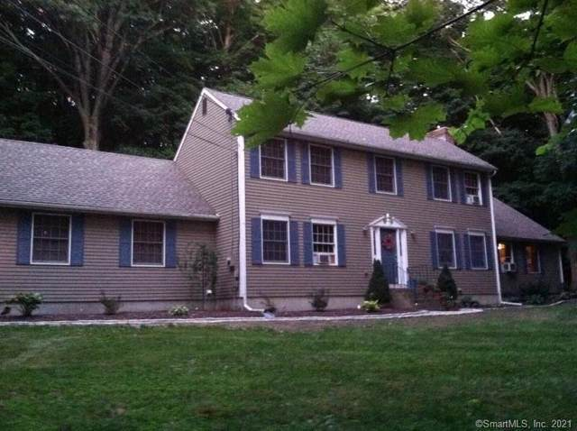 34 Squaw Rock Road, Plainfield, CT 06354 (MLS #170367855) :: Around Town Real Estate Team