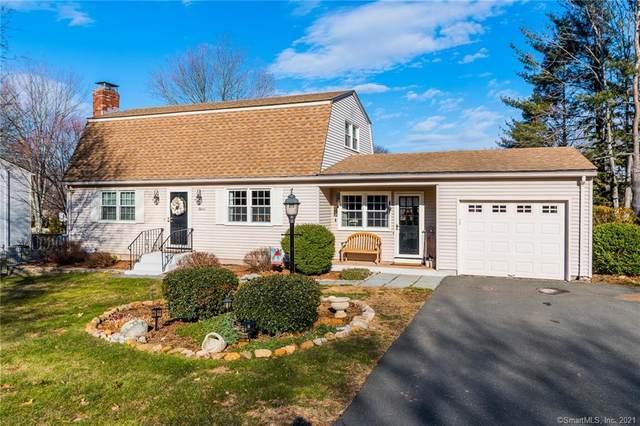 15 Princeton Lane, Glastonbury, CT 06033 (MLS #170367862) :: Frank Schiavone with William Raveis Real Estate
