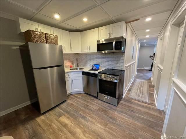3 Sniffen Street #3, Norwalk, CT 06851 (MLS #170367879) :: Forever Homes Real Estate, LLC