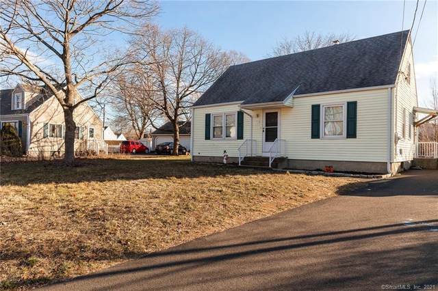 49 Nicholas Drive, East Haven, CT 06512 (MLS #170367887) :: Carbutti & Co Realtors